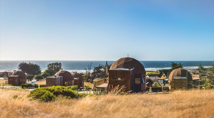 panoramica pichilemu domos