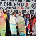 womans pro finalists pichilemu 2016