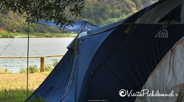 carpas camping millaco cahuil