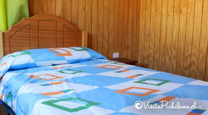 habitacion single cabanas las salinas cahuil