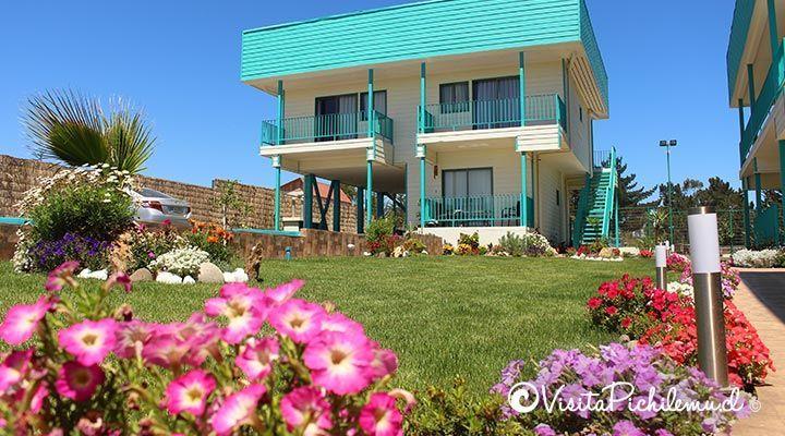 jardin de flores marina apart hotel pichilemu
