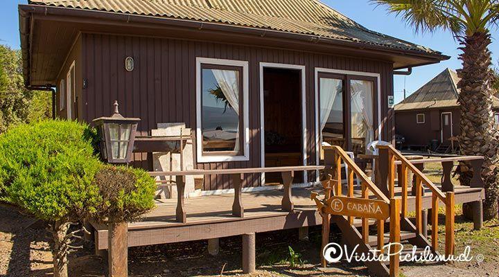 cabana para 5 personas waitara pichilemu