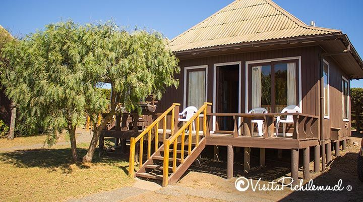 cabana para 4 personas waitara pichilemu