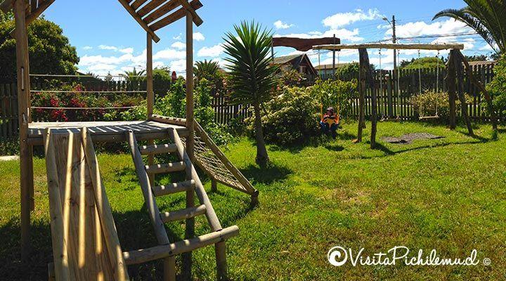 juegos infantiles cabanas puertas del sol pichilemu
