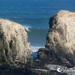 olas gigantes punta de lobos