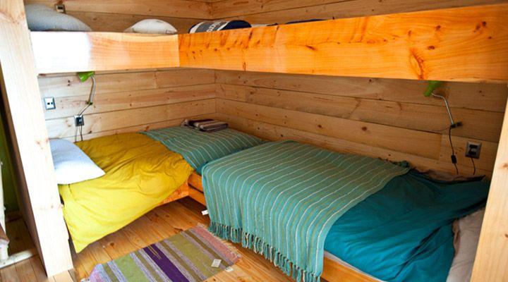 habitacion comun sirena insolente hostel punta de lobos