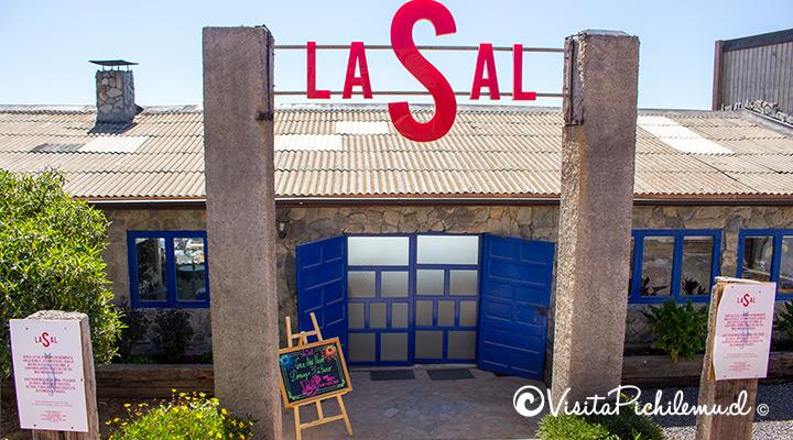 entrada la sal restaurant pichilemu