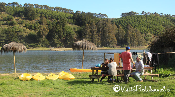 visitantes camping millaco cahuil, pichilemu