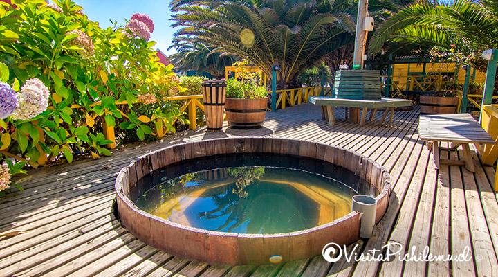 hot tub complejo turistico dunamar pichilemu