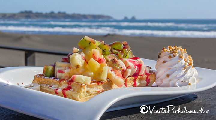 waffle-com-fruto-view-to-end-of-the-lobos-waffleria-pichilemu