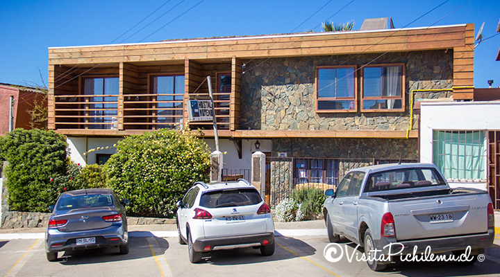 parking-hostel-moreno-pichilemu