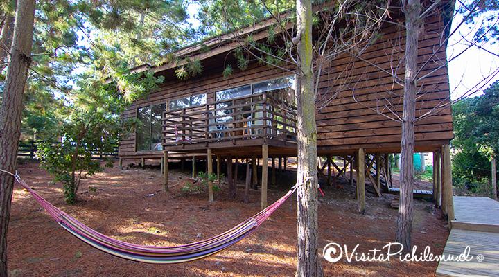 exterior-cabana-4-personas-lodge-terra-mar-pichilemu